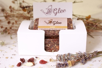 Gleefully made classic raw bars