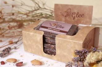 Gleerawbar double chocolate box office