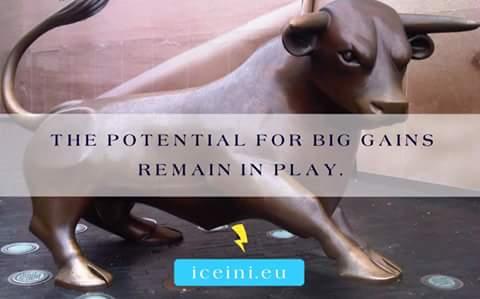 iceini bull